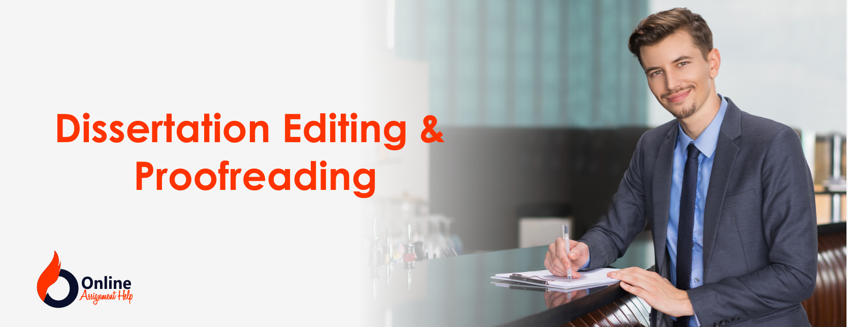 Dissertation Editing & Proofreading